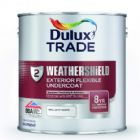 Dulux Trade Weathershield Undercoat White or Grey